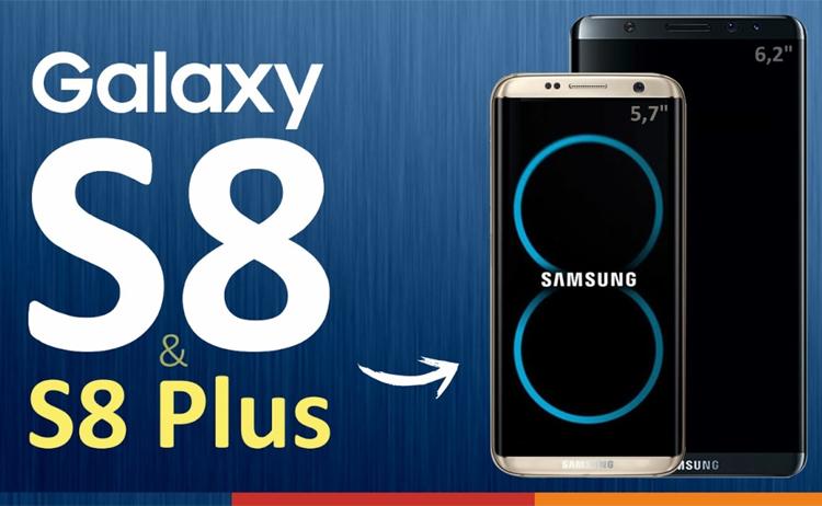 Perbandingan Antara Samsung Galaxy S8 dan S8+