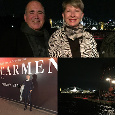 CARMEN ON THE HARBOUR