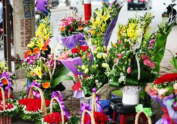 Shop hoa tươi Sta