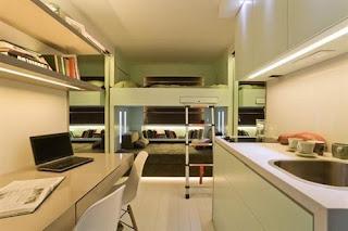 estudar trabalhar viver em Londres inglês curso Reino Unido Alojamentos Dormir Residência Casas