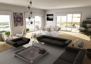 decorar e idéias de design de sala de estar decoração
