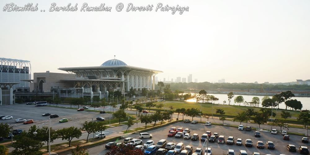 Dorsett Putrajaya, Buffet Ramadhan 2019, Buffet Ramadhan di Putrajaya, Tuanku Mizan Zainal Abidin Mosque, Buffet Ramadhan Murah, Harga Buffet Ramadhan, Rawlins Eats, Rawlins GLAM,