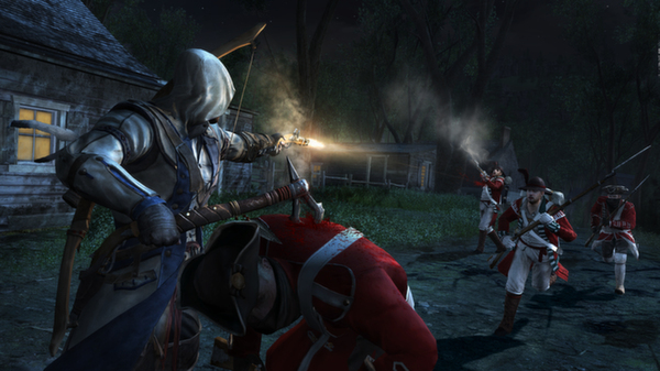 Assassin's Creed III Game Play