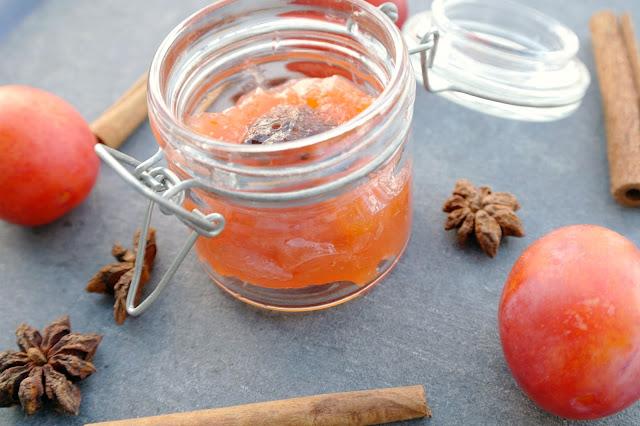 marmelad med plommon