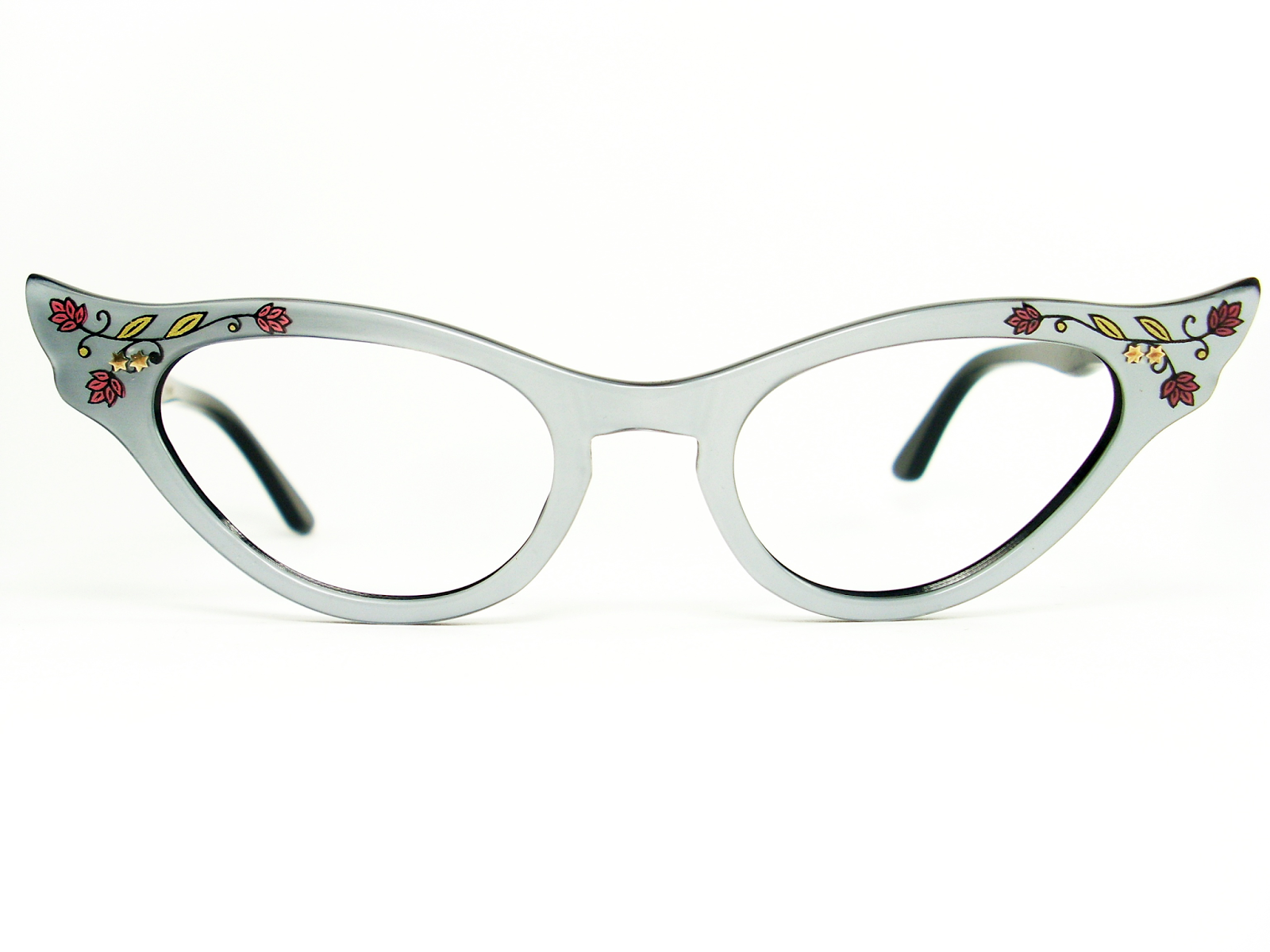 Vintage Cat Eye Glasses 84