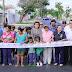 Entrega la Alcaldesa trabajos de mejoramiento en la calle 65 Oriente