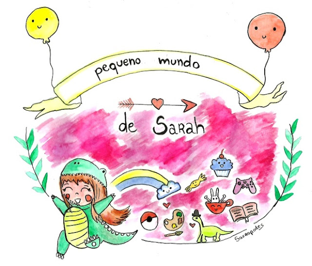 Pequeno mundo de Sara blog