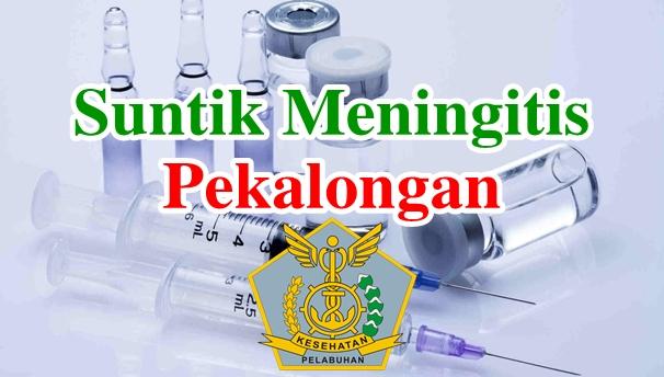Alamat Tempat Suntik Vaksin Meningitis di Pekalongan