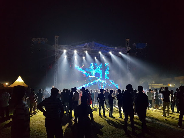 Sunburn Kolkata 2017 With Jai Wolf & DJ KSHMR 3
