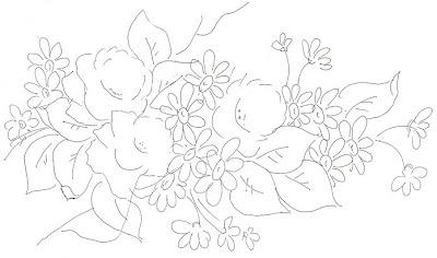 Imagens De Rosas Para Desenhar