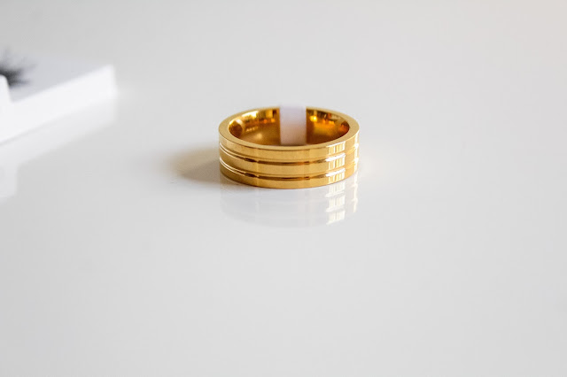 Gamiss Gold ring