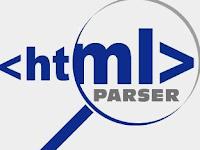 Membuat tools parse HTML ke XML