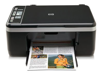 HP Deskjet F4180 Driver Download