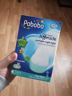 Pabobo et sa veilleuse super nomade