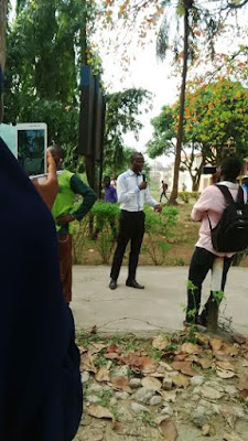unilag muslim students protest