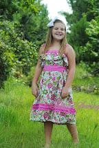 Easy Sundress Pattern for Little Girls