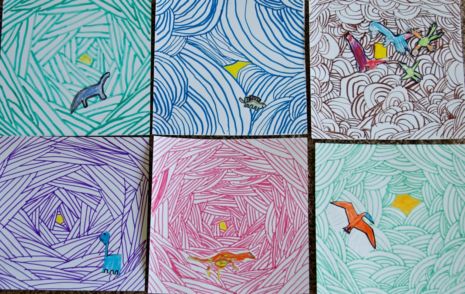 cute doodles to draw   Class Doodles by ~katmcgeer on ...  Cool Pictures To Draw For Art Class