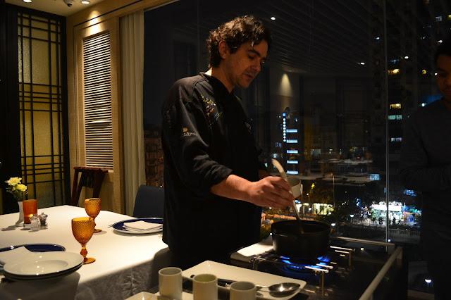 Chef Luis Americo