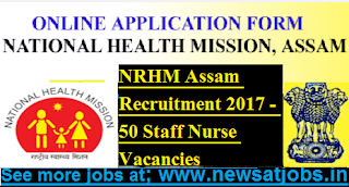 NRHM-Assam-50-Staff-Nurse-Recruitment