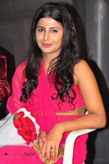 Actress Raj Shri Poonnappa Stills in Pink Dress at Mental Police Trailer Launch BollywoodGossip 0006.JPG