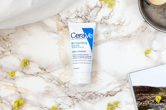 CeraVe Moisturizing Cream, For Normal to Dry Skin отзыв