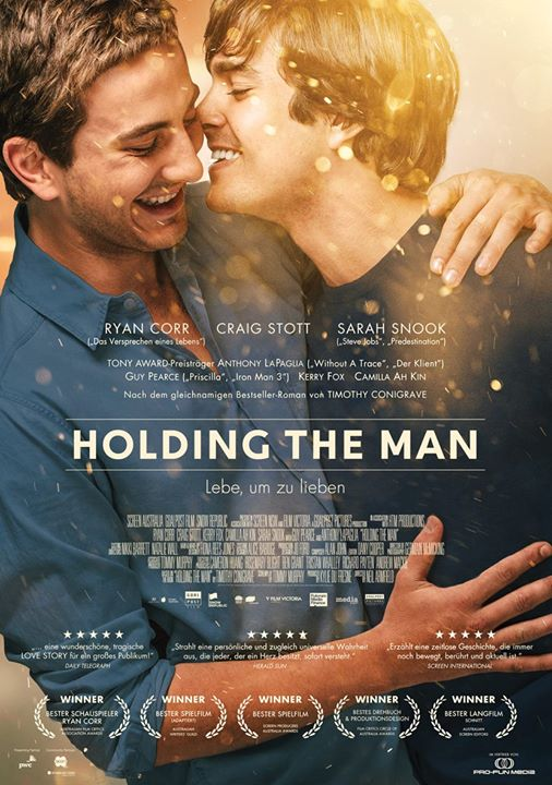 Holding the Man - Pelicula - 2015 - Australia
