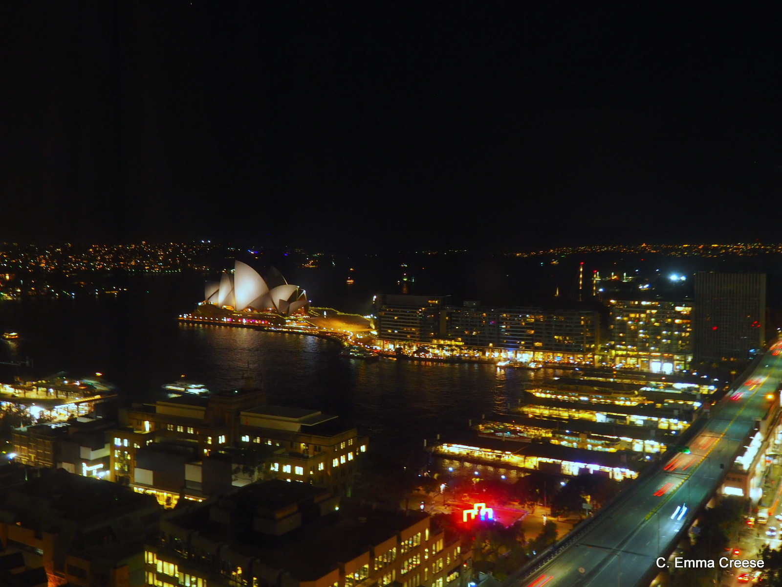 Best Hotel View Sydney Australia Shangri-La Luxury Adventures of a London Kiwi