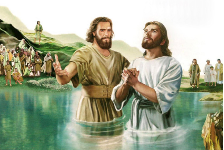Cantos missa do Batismo do Senhor