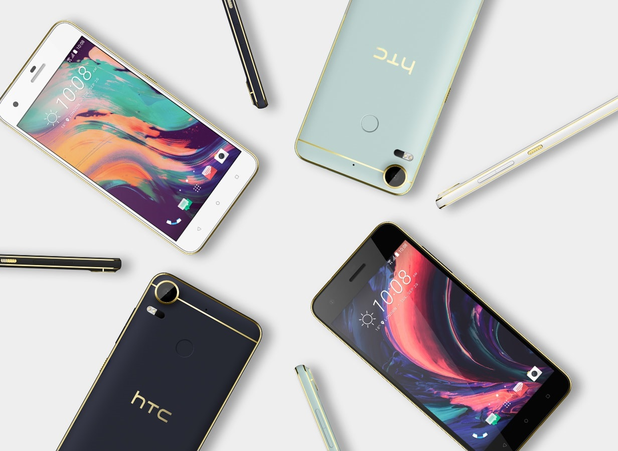HTC Desire 10 Pro vs Lifestyle key differences compared with HTC 10