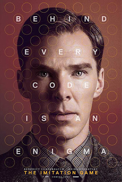 Poster The Imitation Game 2014 Full Movie Download Hindi Dubbed 300Mb