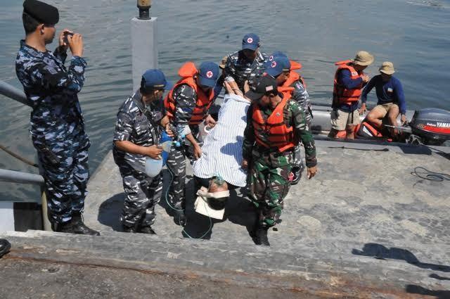 Kapal Selam KRI Nanggala-402 Alamai Kecelakaan, Awak Kapal Selamat