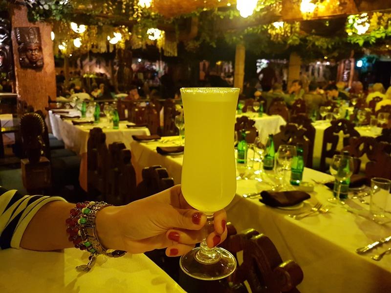 Santiago - Chile: bebidas típicas