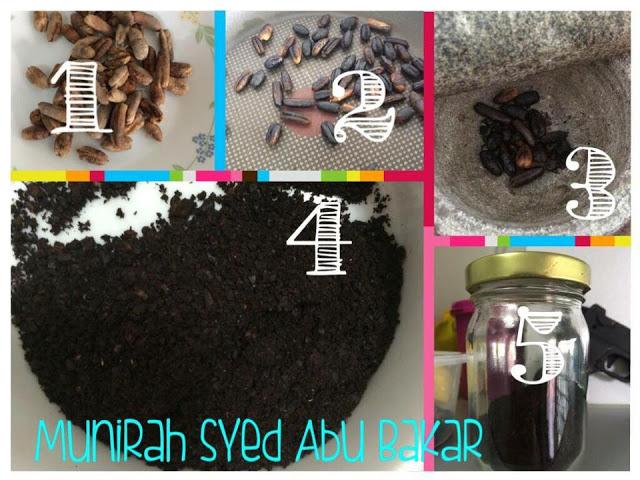 Cara Buat Kopi Biji Kurma #DIY #Ramadhan