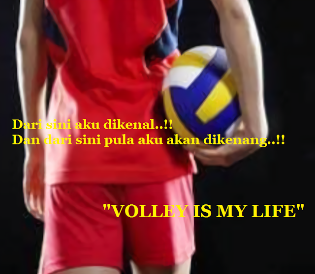 Kata Kata Semangat Volly Ball