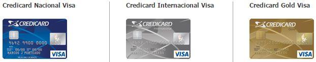 Solicitar Cartão de Crédito Credicard Gold MasterCard