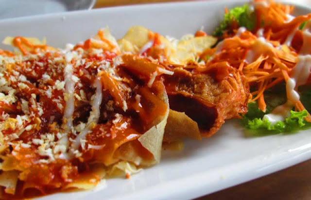 Kuliner Rumah Sosis Bandung