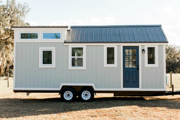 Beautiful Tiny house exterior