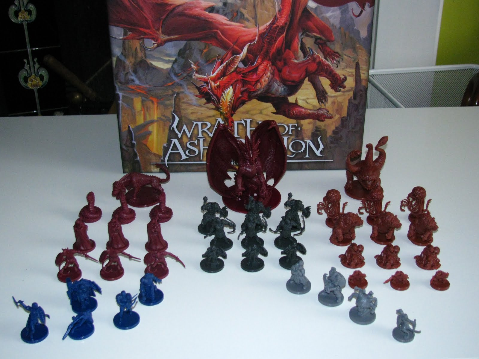 Boardgames With Dnd Viable Minis Dnd