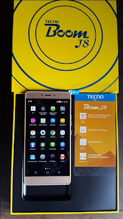 Download Stock ROM For Tecno Boom J8 Android phone