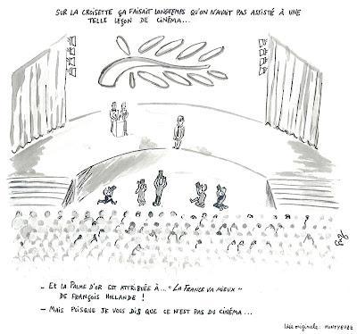 Hollande humour