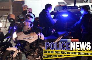 Μεθυσμένος οδηγός αυτοκινήτου έπεσε πάνω σε μοτοσυκλέτα της ΔΙ.ΑΣ.