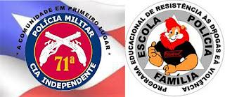 CANAVIEIRAS:  COMPANHIA DE POLÍCIA REALIZARÁ MAIS UMA EDIÇÃO DO PROERD