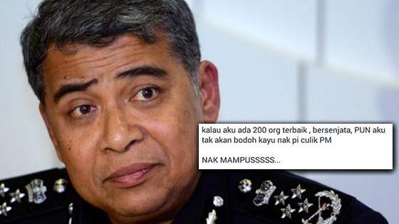 """""""Isu Culik Najib Tak Logik, Tapi Disahkan KPN"""""""