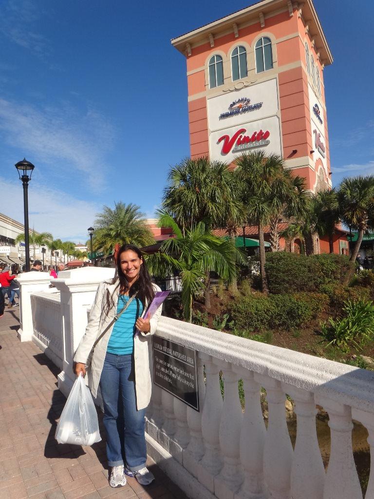 Outlets em Orlando