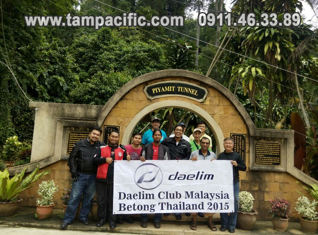 daelim club malaysia at betong thailand
