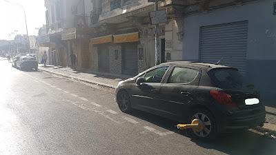 Stationnement Tunis