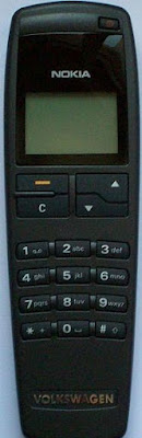 Nokia 6091 VW dan Spesifikasinya