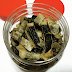 Simple Savoury Seaweed crisp for Chinese New Year