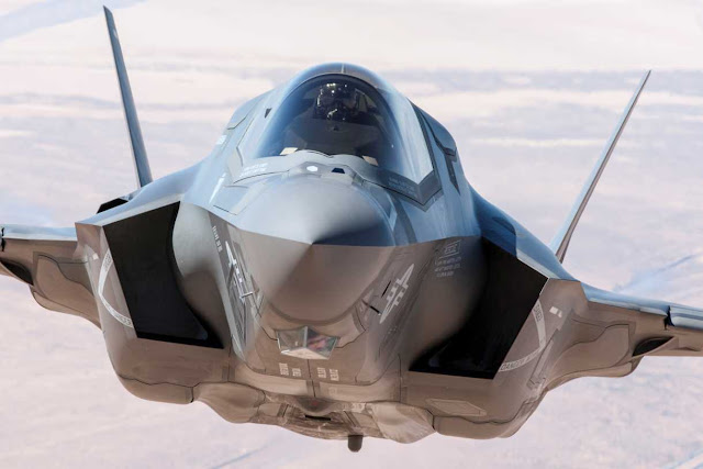 Lockheed Martin Menyelesaikan Sistem Penargetan Elektro-Optik 300 untuk F-35
