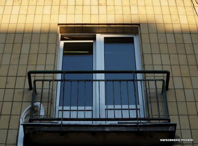Warszawa Warsaw Wola dom kultury TOR osiedle Koło modernizm balkon